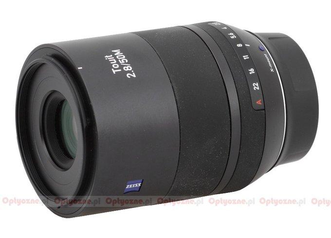 carl zeiss touit m 50 mm f 2 8 lens review lenstip