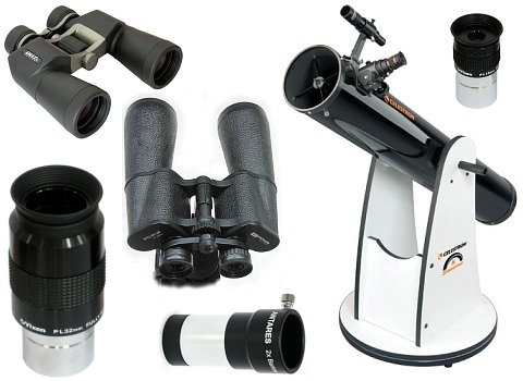 Jaki teleskop dla początkującego nie wiesz co kupić na początek