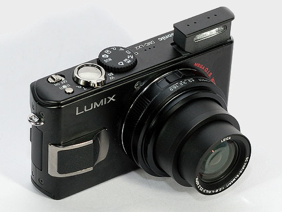 Panasonic Lumix DMC-LX2 - Panasonic Lumic LX-2