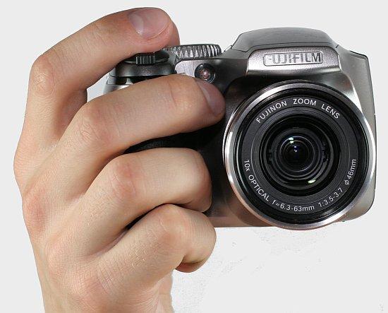 Test fujifilm finepix s5700 u ytkowanie test aparatu for Fujifilm finepix s5700 prix