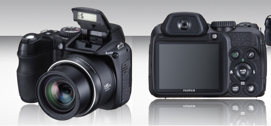 Fujifilm finepix s2000hd for Fujifilm s2000hd prix