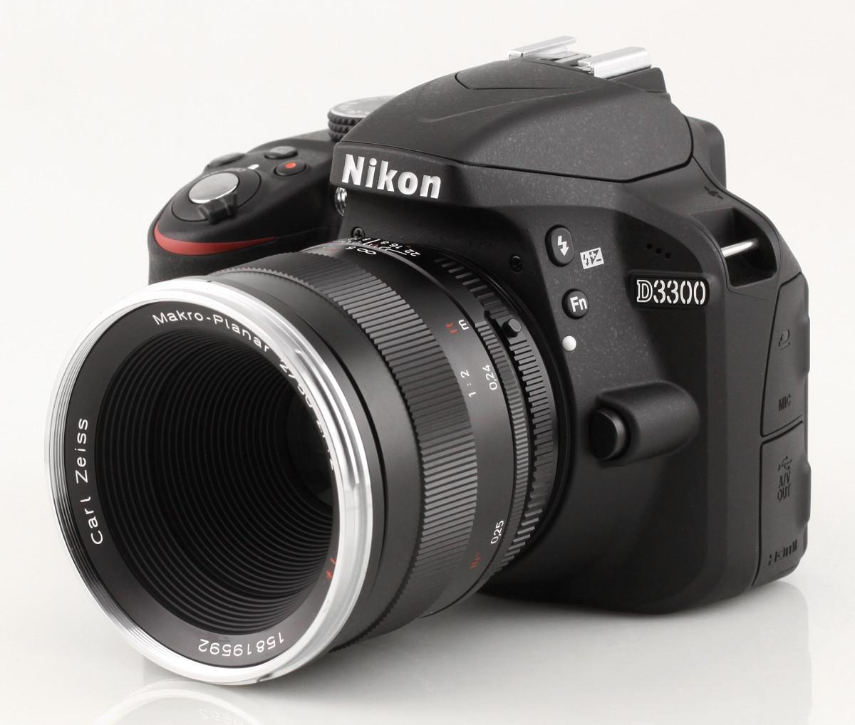 Test Nikon D3300 - Wstęp - Test aparatu