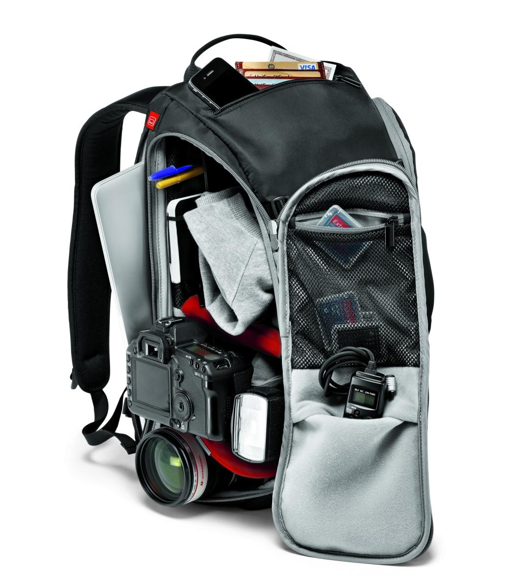 Рюкзак manfrotto ma-bp-trv advanced travel backpack - цена, .