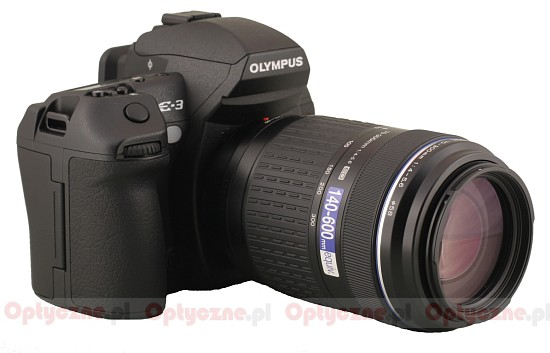 Olympus Zuiko Digital ED 70-300 mm f/4.0-5.6 - Wstęp
