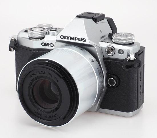 Olympus OM-D E-M5 Mark II iso test
