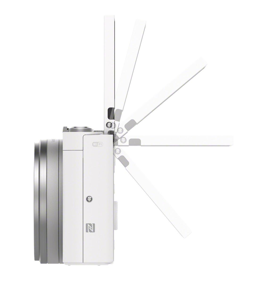 Sony Cyber Shot Dsc Hx90 Hx90v I Wx500 Digital Camera With 180 Degrees Tiltable