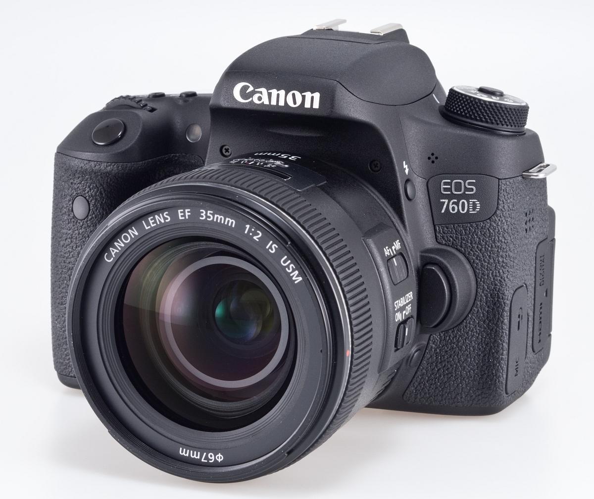 test canon eos 760d wst p test aparatu. Black Bedroom Furniture Sets. Home Design Ideas