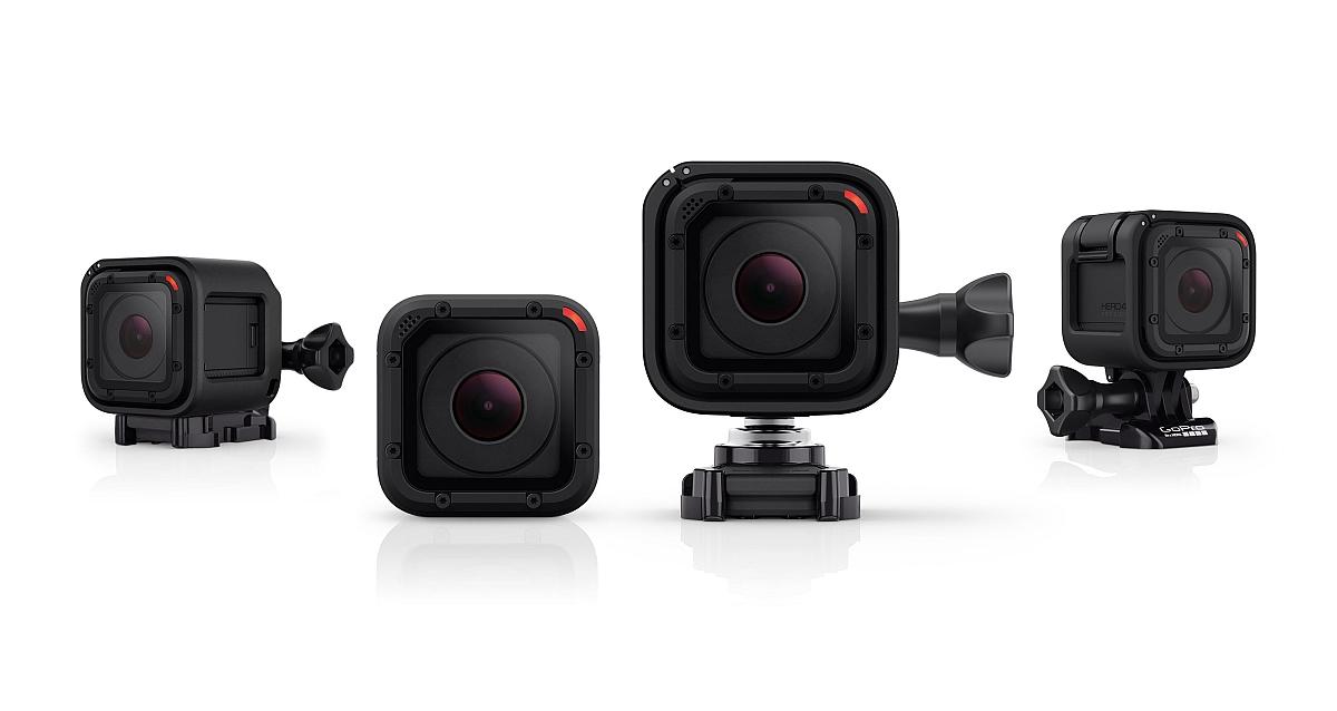 Nowa Kamera GoPro HERO4 Session