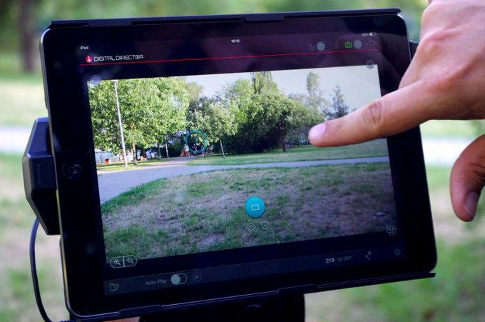 Manfrotto Digital Director w naszych rękach - Manfrotto Digital Director w naszych rękach