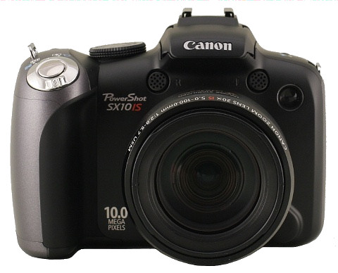Canon PowerShot SX10 IS - Wstęp
