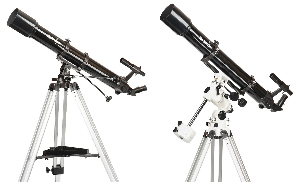 Teleskop do obserwacji planet refraktory optyczne.pl