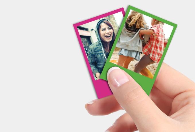 Polaroid Premium Zink Paper 2x3 Z Kolorowymi Ramkami Optycznepl
