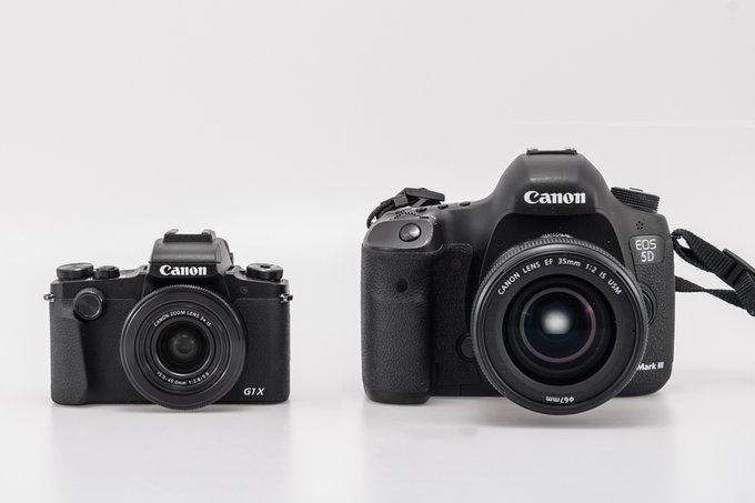 Test Canon PowerShot G1 X Mark III
