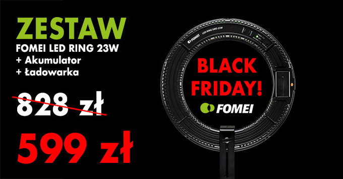 Fomei Black Friday