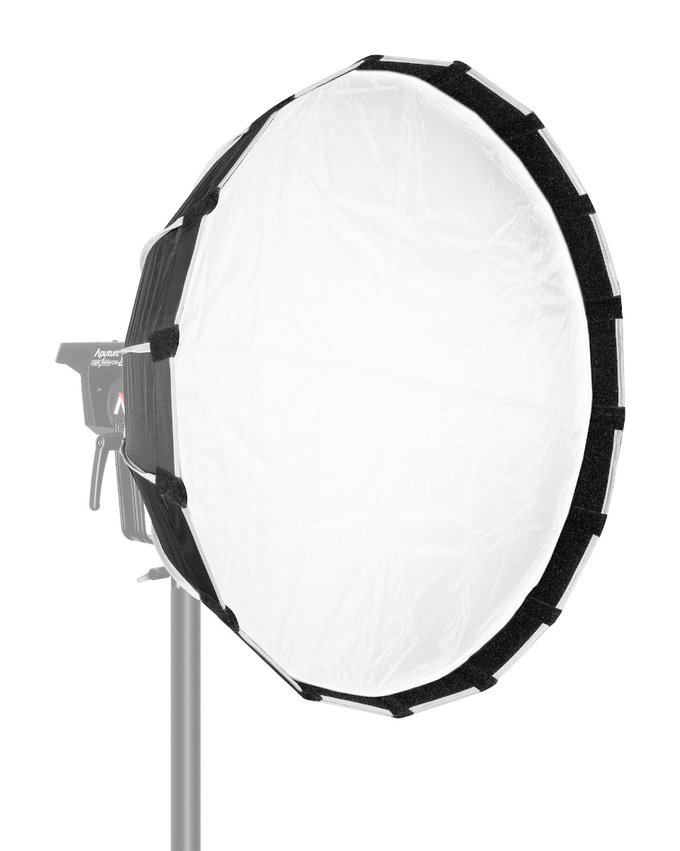 Aputure - nowa lampa LED i softboxy