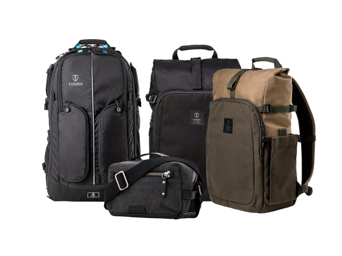 bc75c036142f6 Nowości w ofercie TENBA - plecaki i torby fotograficzne - Optyczne.pl