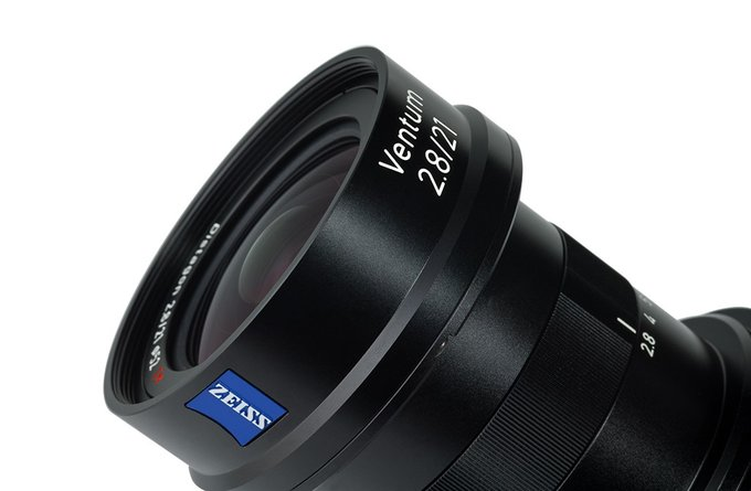 Zeiss Ventum 21 mm f/2.8