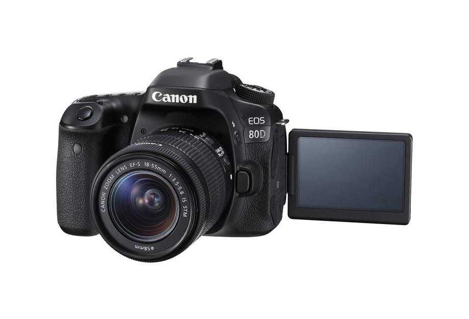 Canon 80D - aktualizacja oprogramowania i oświadczenie