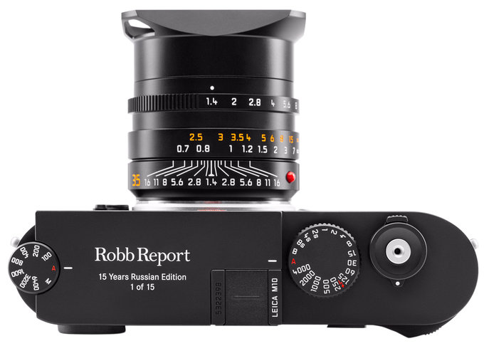 Leica M10 Robb Report Russia