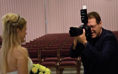 Profesjonalne Zdjęcia ślubne Jak Ustawić Lampę Błyskową