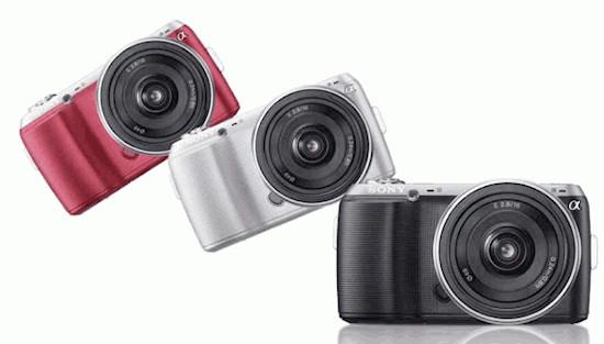 фотоаппарат SONY NEX-C3KB Black 18-55mm 16.2 Mpix/APS-HD/MSDuo,SDHC/3.