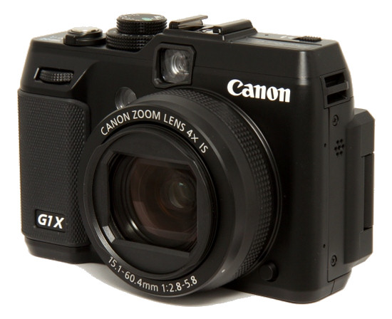 Test Canon PowerShot G1 X - Wstęp - Test aparatu