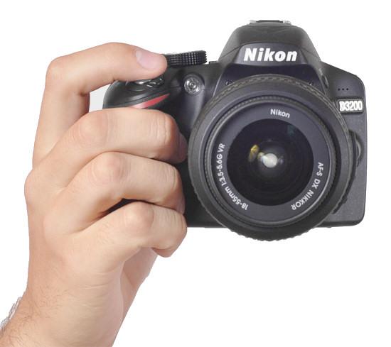 Test Nikon D3200 Użytkowanie I Ergonomia Test Aparatu