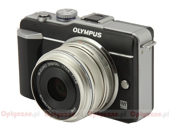 Olympus M.Zuiko Digital 17 mm f/1.8 - Wst�p