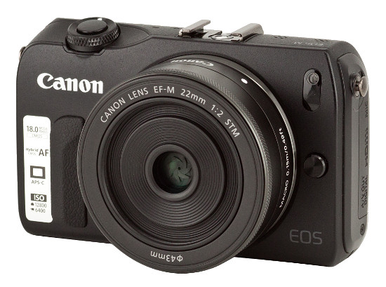 Canon EOS M - Wst�p