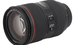 Canon EF 24-105 mm f/4L IS II USM - lens review