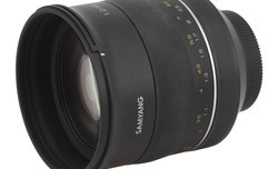 Samyang 85 mm f/1.2 Premium - lens review