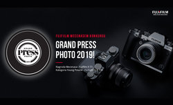 Fujifilm mecenasem XV edycji Grand Press Photo