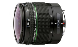 Pentax-HD DA 10-17 mm f/3.5-4.5 ED Fish Eye