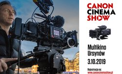 Canon Cinema Show 2019