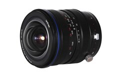Venus Optics LAOWA 15 mm f/4.5 Zero-D Shift - nowe mocowania