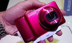 Samsung Galaxy Camera - Hands-On