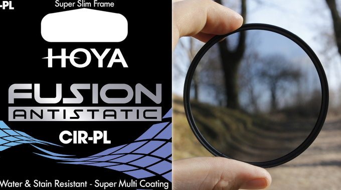Filtry Hoya Fusion Antistatic