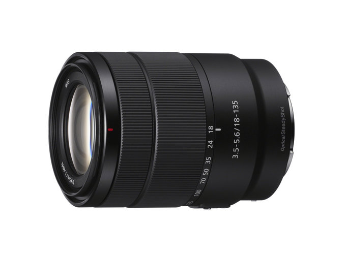 Sony E 18-135 mm f/3.5-5.6 OSS