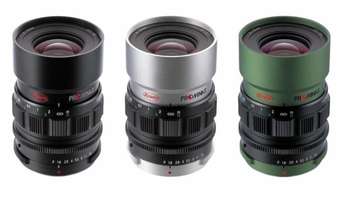 Kowa Prominar MFT 25 mm f/1.8 T1.9 - sample images