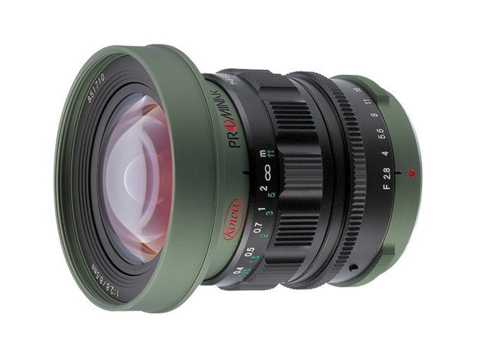 Kowa Prominar MFT 8.5 mm f/2.8 T3.0 - sample images