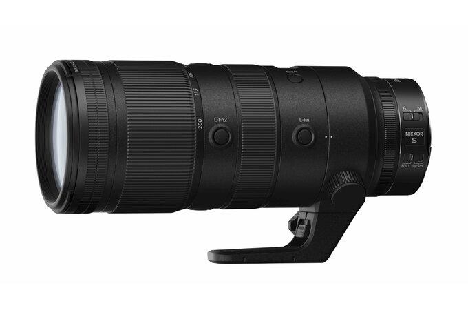 Nikkor Z 70-200 mm f/2.8 VR S - sample shots