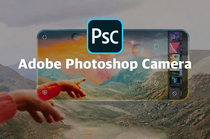 Adobe Photoshop Camera na smartfony