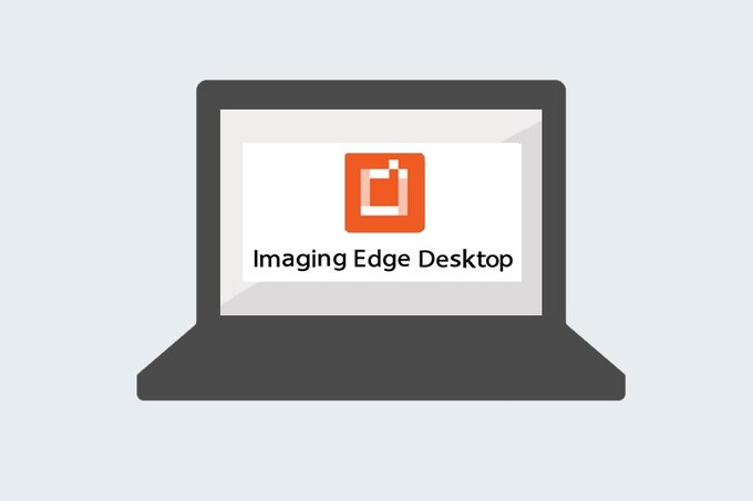 Sony Imaging Edge Desktop