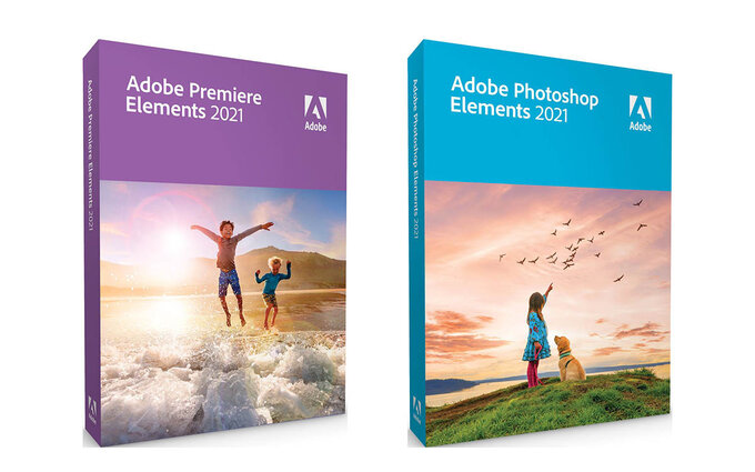 Adobe Photoshop Elements 2021 i Premiere Elements 2021